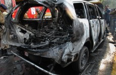 Iran denies involvement in Israeli embassy attacks