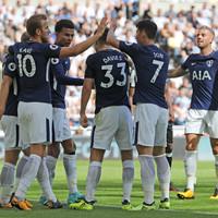 Classy Tottenham put 10-man Newcastle to the sword