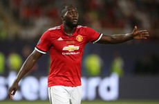 Romelu Lukaku enjoys dream start to life at Man United