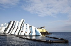 Costa Concordia fuel-pumping process begins