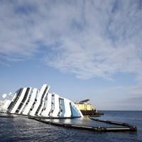 Costa Concordia fuel-pumping process begins