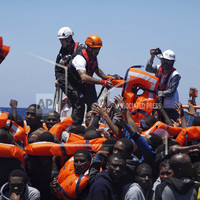 Two humanitarian groups suspend migrant rescues due to threats from Libya