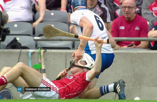 Austin Gleeson in danger of missing All-Ireland final through suspension after helmet grab
