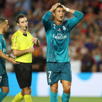 Ronaldo handed five-game ban after pushing referee