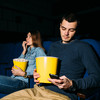 Poll: Is it acceptable to check your phone in the cinema?