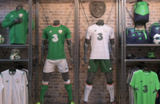 'You're harping back to the memories we have of those iconic moments': Making the new Irish jersey