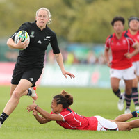 A World Cup in Ireland is particularly special for Black Fern star Brazier