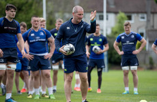 First pre-season in Leinster allowing Lancaster hone core skill-set