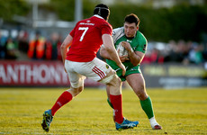 Tommy O'Donnell back in full training as Munster prepare for hit-out against Connacht