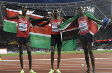 Kenya want to build 10 athletics venues and become the first African host of the World Championships