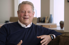Al Gore: 'Trump's antics distract the US from the big challenges we face - like the climate crisis'