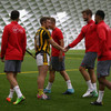 Kilkenny legend Richie Hogan takes on Southampton stars in skills test