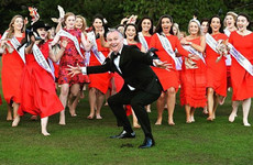 The Rose of Tralee responded to a query about whether the poetry ban is still in place with... a poem