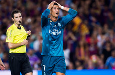 Ronaldo labels 5-match ban 'exaggerated and ridiculous' after appeal is rejected