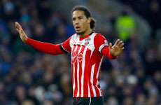 'Virgil's not for sale in this window. It's not personal' - Van Dijk going nowhere, insist Southampton
