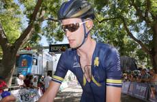 Joining an elite group: Ireland's Conor Dunne selected for prestigious Vuelta a Espana