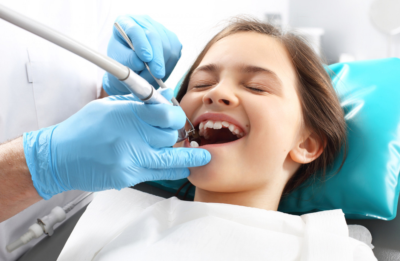 Some children wait up to 12 years for first dental screening