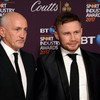 Carl Frampton may be set to split from Barry McGuigan - reports