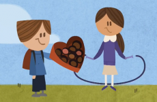 WATCH: Google's unbearably sweet Valentine's Day video doodle