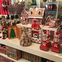 Brown Thomas opened its Christmas Shop today and here are the photos to prove it
