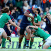 Ireland miss out on World Cup semis as France overpower hosts in UCD