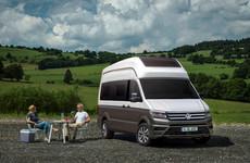 Volkswagen's new XXL camper concept is the stuff of roadtrip dreams