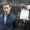 Noticed the cameras around town? They're for the upcoming movie about a drug-fuelled weekend in Dublin