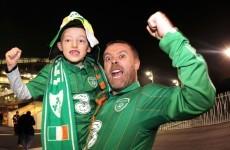 Ireland v Czech Republic tickets going for €10
