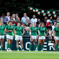 Black and Bleu Ireland can only turn attention to Australia and 'achieving something' at this WRWC