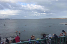 Swimmers 'terrified' as jet skis speed around them in Dun Laoghaire