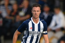 West Brom reject reported €20 million bid for Man City target Jonny Evans