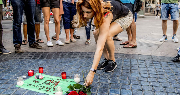 Spain terror attacks: A timeline of events