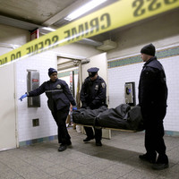 New York subway staff say break rooms and bathrooms being used to store bodies