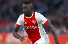 'Best Ajax defender since Jaap Stam': Tottenham pay club record for Davinson Sanchez