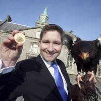 World's most expensive gold coin to visit Dublin