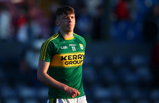 Kerry minors make one change ahead of All-Ireland minor semi-final with Cavan