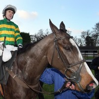 Synchronised saddled with top weight for 2012 Grand National