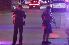 Six US police officers shot in one night