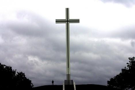 The Papal Cross in Dublin's Phoenix Park