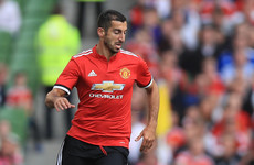 Humiliated by Mourinho last season, Henrikh Mkhitaryan is Man United's standout player so far