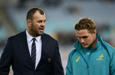 'It's not going to stop us' - Cheika defiant despite home hammering against All Blacks
