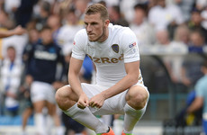 Want-away Leeds striker Chris Wood hasn't exactly endeared himself to the club's fans today
