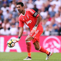 Gigi Buffon even proved too good for Serie A's new video assistant referee tonight