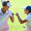 Europe facing an uphill battle on the final day of the Solheim Cup
