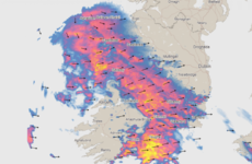 Don't forget the brolly: Heavy rain and localised flooding expected across the country