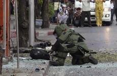 Man blows off own legs in Bangkok blast