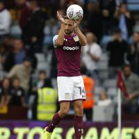 Aston Villa boss Bruce hails 'terrific' hat-trick hero Hourihane
