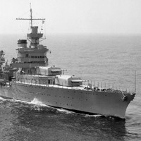 Lost US Navy warship found seven decades after it was sunk in the final days of World War II