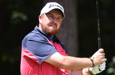 Shane Lowry is right in the mix for a big finish at the Wyndham Championship