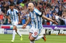 Premier League newcomers Huddersfield continue winning start